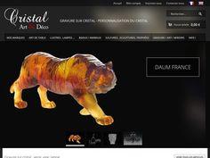 Si vous désirez des articles en cristal de qualité, vous pouvez consulter le catalogue Cristal Art Déco qui est très intéressant. #objetsencristal