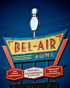 Bel-Air Bowl....Belleville, Illinois