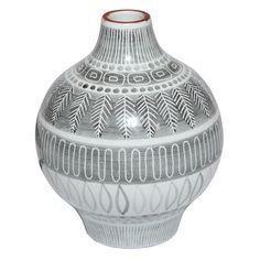 Grafika Vase by Uppsala Ekeby
