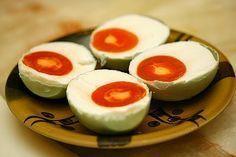 cara membuat telur asin