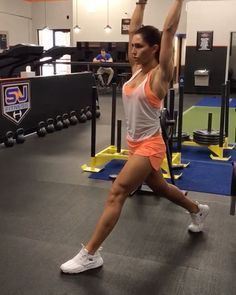 "276 Likes, 2 Comments - Alexia Clark (@alexia_clark) on Instagram: ""DUMBBELLS  1. 12 each way  2. 12 reps each side  3. 10 reps each side 4. 30seconds each side  3-5…"""