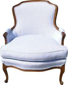 Seersucker Chair