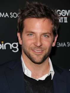 Did you know #BradleyCooper is part Irish? Happy St. Patrick's Day. (Click through for more hot celebs you didn't know were Irish.)