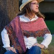 Rodeo Queen Shawl - via @Craftsy