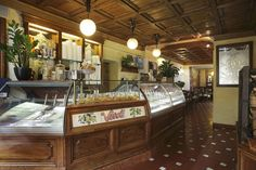 Vivoli (Florence): The most famous gelateria in all of Italy! Definitely savor-worthy while in Firenze...