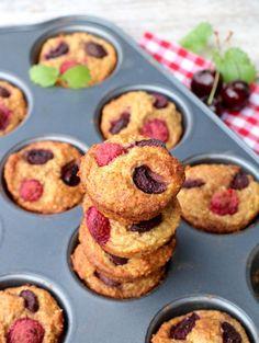 Supre havremuffins - til frukost, matpakken eller turmat - LINDASTUHAUG