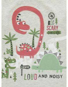 Dinosaur Top | Boys | George at ASDA
