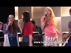 """Violetta 2 ~ Avance Capitulo 17 """"Todos cantan """"Hoy somos más"""""""""""