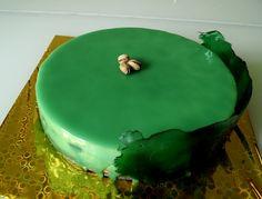 Фисташковый чизкейк Pistachio cheesecake