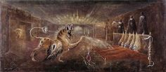 Leonora Carrington: Oink (They Shall Behold Thine Eyes)