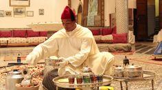 Morocco In Motion - La cérémonie du thé marocain / Moroccan tea ceremony on Vimeo