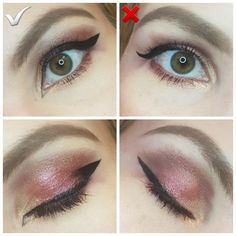 Eyeliner hooded eyes #eyeliner#hoodedeyes#makeup#eyelinerhoodedeyes#eyemakeup#eyelinerwing