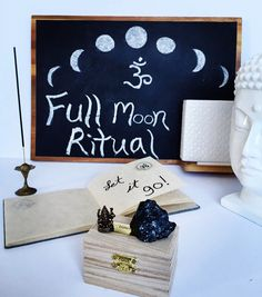 F U L L   M  O. O N   R I T U A L  !   During the full moon, make sure to set intentions which you want to manifest during the new moon (which will occur during February 2016). Also, it is a powerful time to let anything go which is not working for you.  This is also a great time to cleanse your crystals and the energy around you. You can smudge your home by burning sage/cedar/sweet grass, soy based candle, or incense. You can cleanse your crystal by letting the moonlight recharge them…