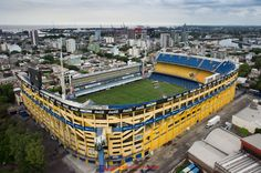 La Boca, Buenos Aires, Argentina © Ruggero Arena