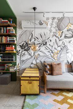 Wall Murals Bedroom, Mural Wall Art, Bedroom Decor, Wall Painting Decor, Wall Decor, Home Wallpaper, Wall Design, Home Interior Design, Living Room Decor