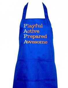 Awesome Papa Apron, Playful Fun, Awesome, Custom Personalized Grandparent, Birthday Gift From Grandkids, Ready To Ship TODAY, AGFT 239 Bachelor Party Gifts, Cool Aprons, Adult Bibs, Grilling Gifts, Sewing Studio, Gag Gifts, Our Wedding, Birthday Gifts, Fun