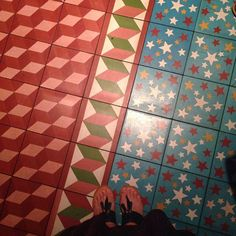 The #stars are out as we kick off the #weekend! So happy this #tile #floor greeted us on our #fridaynight outing affirming #ihavethisthingwithfloors and that our #tileaddiction is real! / #tiletuesday #tiles #tiled #interior #interiors #interiordesign #interiordesigner #flooring #tilework #homedesign #homedecor #interiorstyling #tilework #art #design #nashville #designinspo #idcdesigners #instadecor #tilelove @tiletuesday #dsfloors by tiletuesday