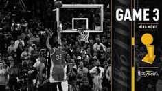 Mini-Movie: NBA Finals 2017 Game 3