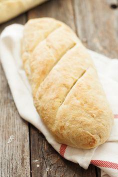 easy homemade french bread | heathersfrenchpress.com