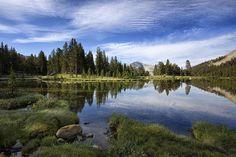 Reflection on Tioga Pass by nick mangiardi on 500px