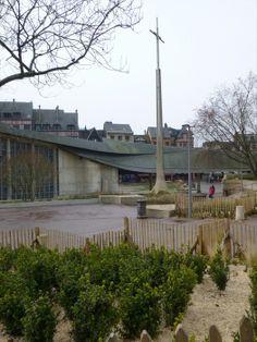 Joan of Arc Memorial Cross - Rouen, France