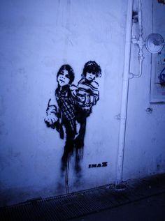 Street Art Par Imaz - Teheran (Iran)