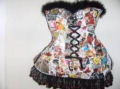 corset sculpture - Google Search