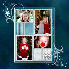 Favorite Memories - Credits: Winter Blues Value Collection Created by Erica Belton http://store.digitalscrapbookplace.com/index.php?main_page=product_info&cPath=2_245&products_id=17738