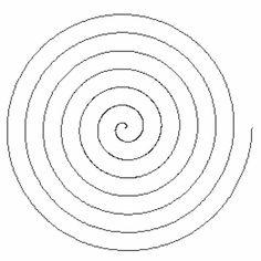S quence graphisme les spirales souris pinterest for Interieur a la spirale