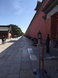 China Trip, China Travel, Sidewalk, Side Walkway, Walkway, Walkways, Pavement