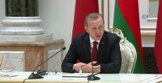 """Cumhurbaşkanı Erdoğan """"Bizi ilk arayan ülkelerden biri Belarus'tur"""""""