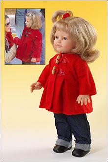 Doll by Paola Reina Leonor - doll Infanta