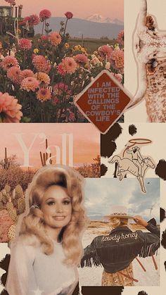 cowgirl mood board