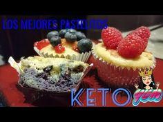 PASTELITOS KETO CETOGENICOS! LOS MAS RICOS DEL MUNDO🌎 RECETAS KETO CETOGÉNICA BAJO EN CARBOHIDRATOS - YouTube Authentic Mexican Recipes, Mexican Food Recipes, Keto, Sin Gluten, Cheesecake, Low Carb, Make It Yourself, Desserts, Youtube