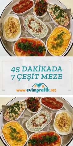 Turkish Recipes, Ethnic Recipes, Gnocchi, Food Preparation, Family Meals, Side Dishes, Food And Drink, Appetizers, Salad