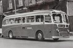 In the early 1960s., Barton Transport continued to favour the AEC chassis for its coach fleet and this one, number 840, was once again bodied by Alexander. It was one of a batch of six delivered in 1960