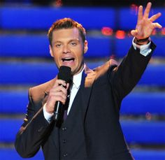 "Polls…and tonight's edition of ""Pickin a Prez"" with Ryan Seacrest American Idol Judges, I Love Him, My Love, Ryan Seacrest, Just For Laughs, Hunger Games, I Laughed, Famous People, Pop Culture"