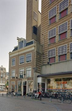 Vroom en Dreesmann in Haarlem | Monument - Rijksmonumenten.nl