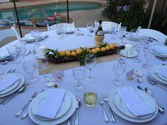 Tuscany table setting Robino
