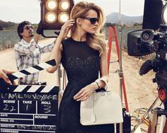 Louis Vuitton celebrates travelers with Histoire(s) #bags #fashion