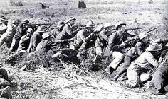 Boer trenches - This Day in History: Dec 11, 1899: The Battle of Magersfontein