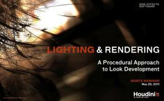 Learn why many studios are turning to Houdini and Houdini's Mantra renderer for their lighting pipeline. Houdini's procedural approach gives you maximum flexibility with features such as interactive rendering, per light export channels, volume rendering and a built-in controls for creating a linear workflow. This video is a recording of the Side Effects webinar which took place on May 25, 2011.