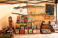 PAPERCUTS handmade Booth by coreymarie♥com, via Flickr