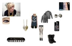 """""""I Prefer the Drummer"""" by xxcashby-squidgyxx ❤ liked on Polyvore"""