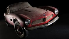 Elvis' 1957 BMW 507 Roadster