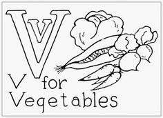 Hudson's Holidays - Designer Shirley Hudson: V is for Vegetables