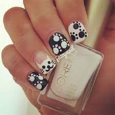 Resultado de imagen para cats nails design