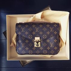 Louis Vuitton, all wrapped up for the holidays.