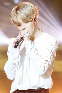 jimin has a soft voice. as well as sexy and high notes.. #BTS #Jimin #지민