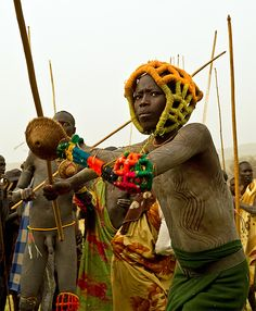 Action in Combat - Omo Valley, Southern
